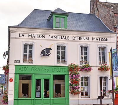 La Maison familiale d'Henri Matisse