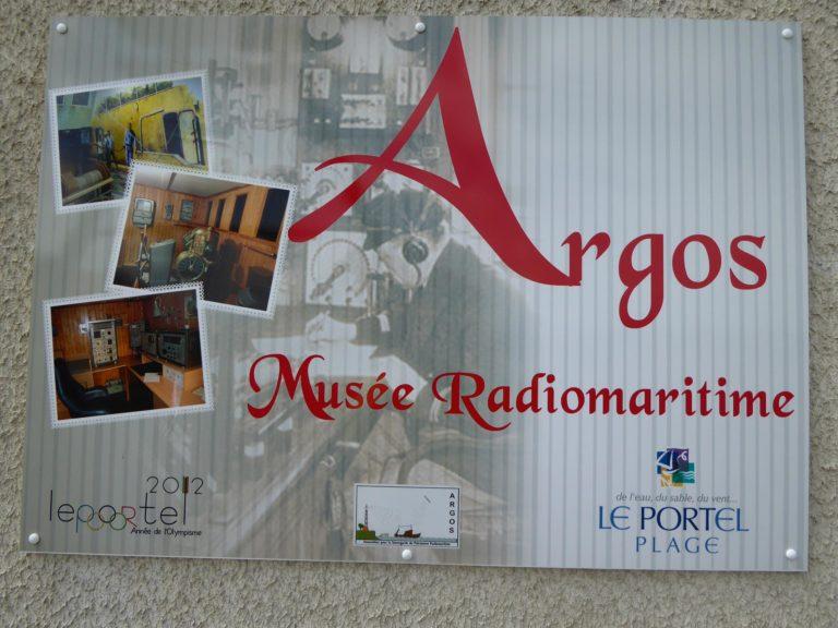 Musée Radiomaritime ARGOS