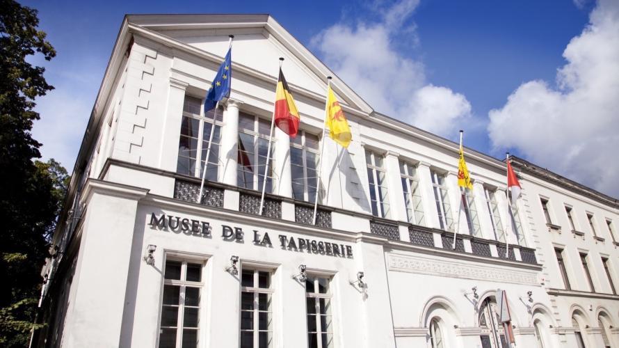 TAMAT, Musée de la Tapisserie et des Arts Textiles